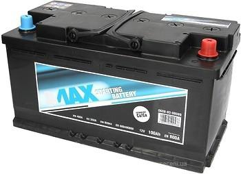 Аккумулятор 4Max на 100 А/ч  12B (0608030008Q)