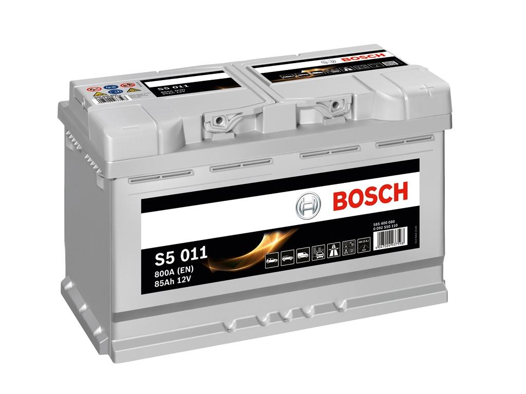 Аккумулятор 6В 84А/ч Bosch -  F 026 T02 304