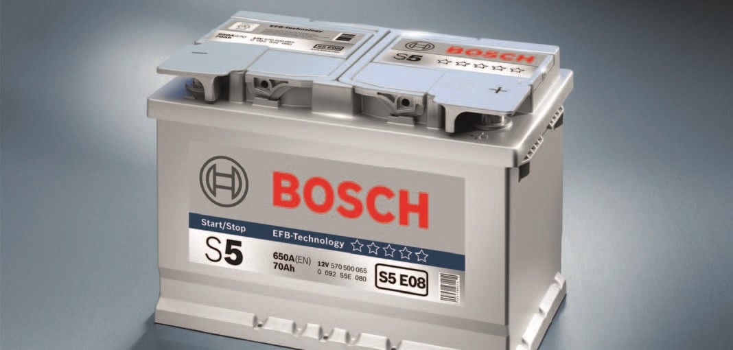 Аккумулятор 12В 70А/ч Bosch -  0 092 S5E 080