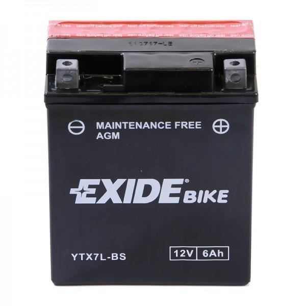 Аккумулятор Exide  12В 6А/ч