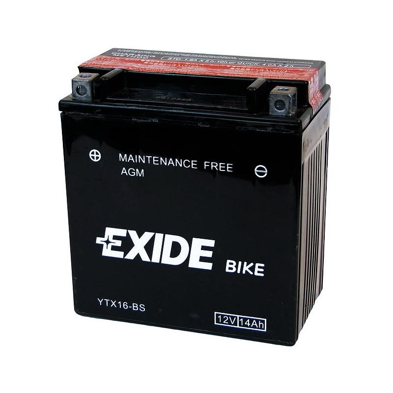 Аккумулятор Exide  12В 14А/ч