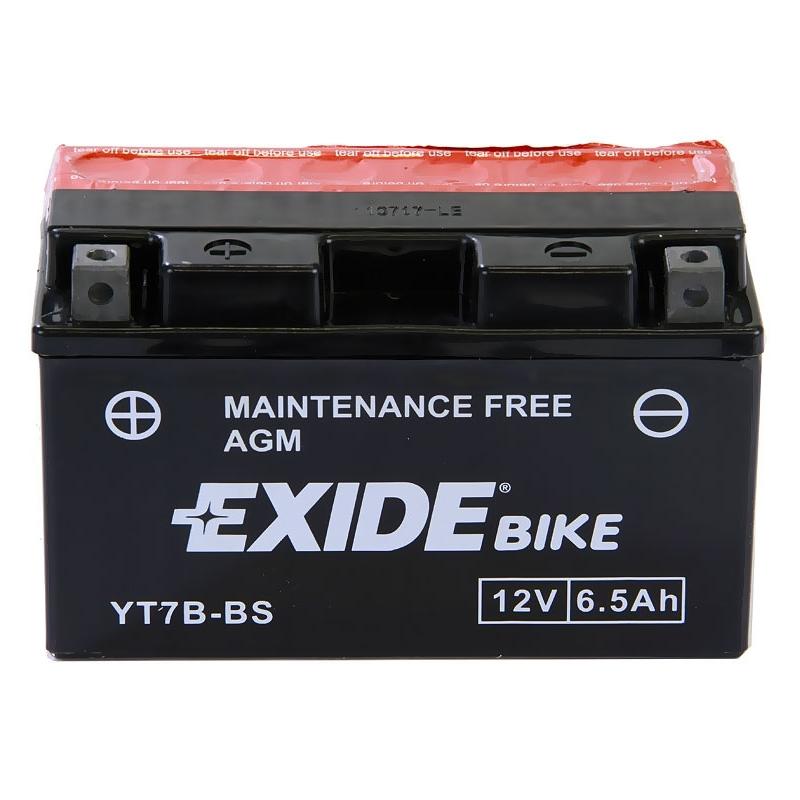 Аккумулятор Exide  12В 6.5А/ч