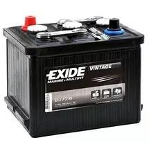 Аккумулятор Exide  6В 77А/ч