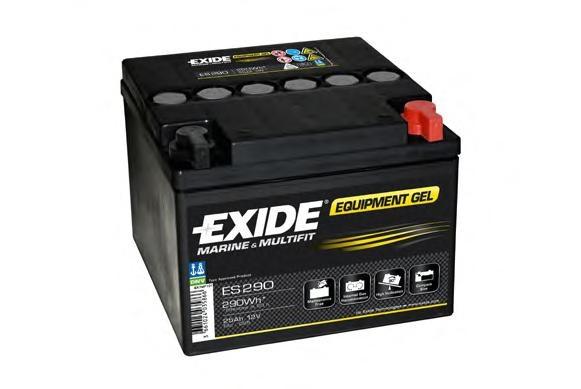 Аккумулятор Exide  12В 25А/ч