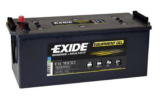 Аккумулятор Exide  12В 140А/ч