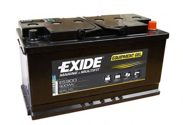 Аккумулятор Exide  12В 80А/ч