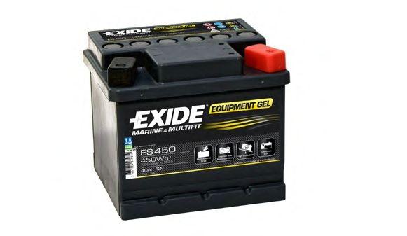 Аккумулятор Exide  12В 40А/ч