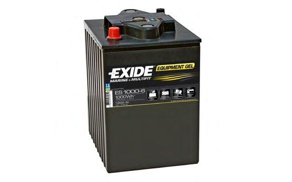 Аккумулятор Exide  6в 190а/ч