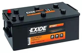Аккумулятор Exide  12В 225А/ч