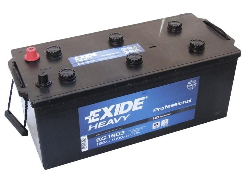 Аккумулятор Exide  12В 170А/ч