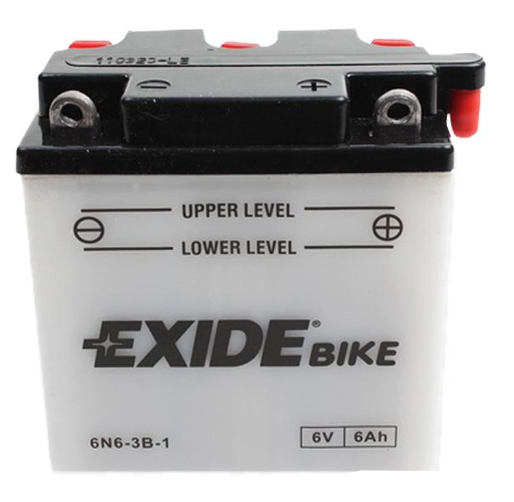 Аккумулятор Exide  6В 6А/ч