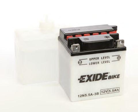 Аккумулятор Exide  12В 5.5А/ч