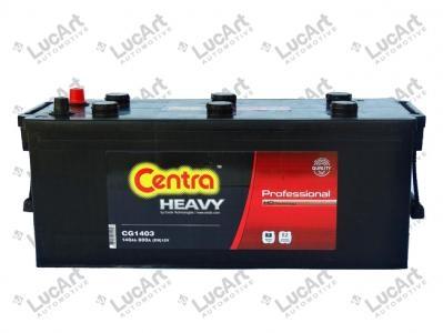 Аккумулятор Centra 12В 140А/ч