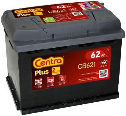 Аккумулятор Centra 12В 62А/ч