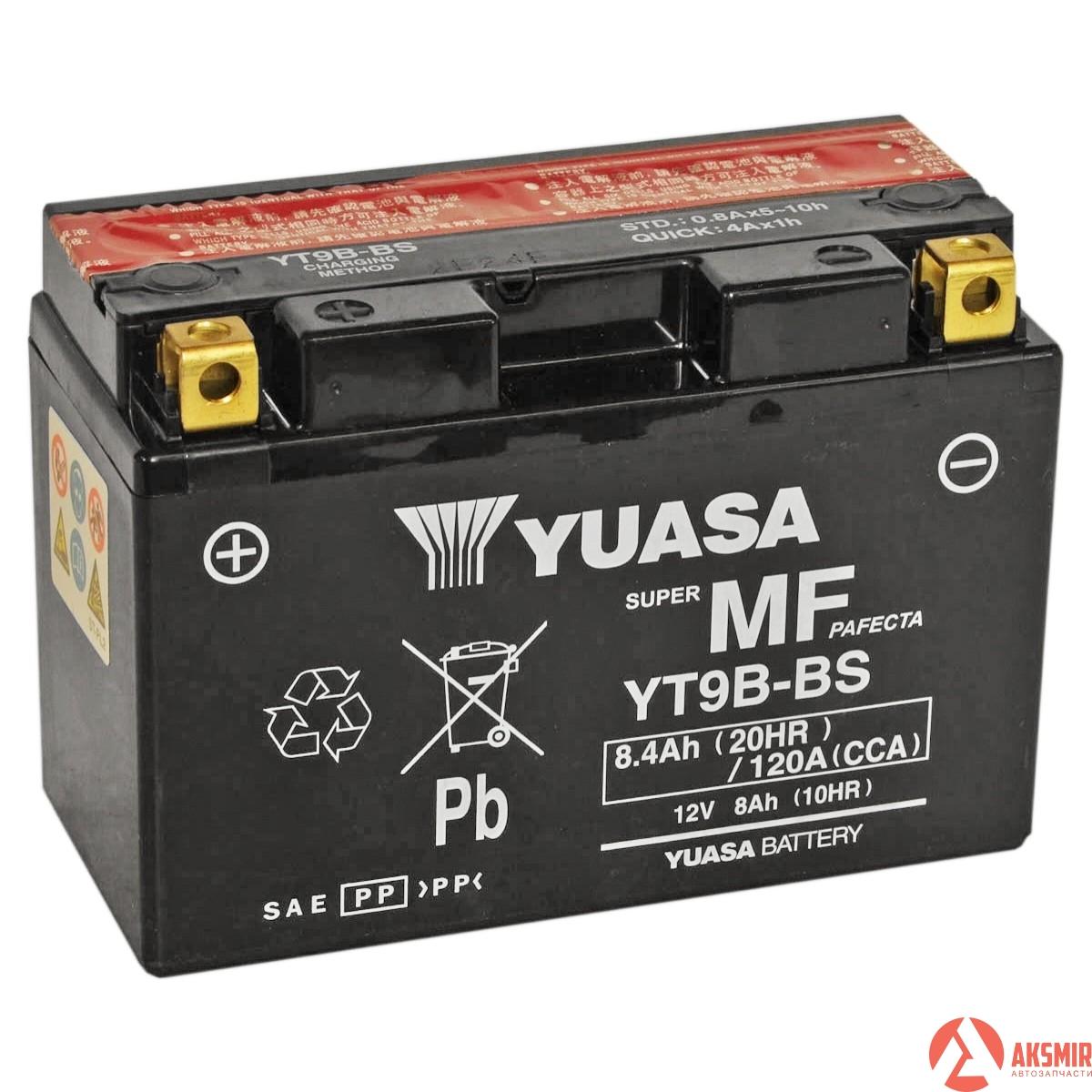 Аккумулятор Yuasa
