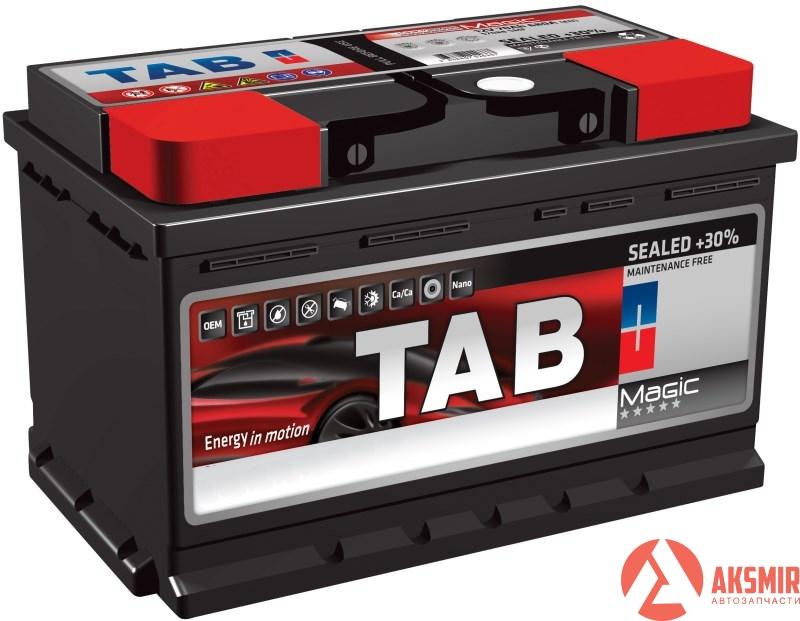Аккумулятор Tab