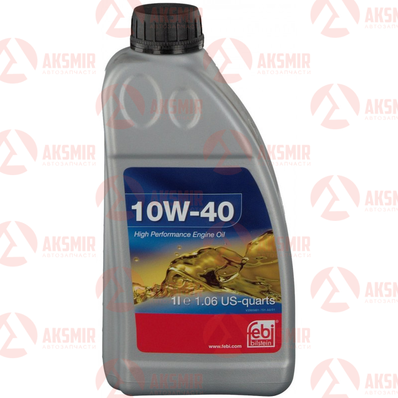 Моторное масло FEBI 10W-40 1л.