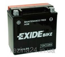 Аккумулятор Exide  12в 11.2а/ч