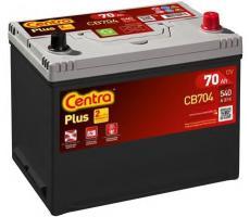 Аккумулятор Centra 12В 70А/ч