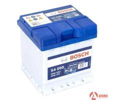 Аккумулятор 12В 44А/ч Bosch - 0092S40001