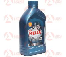 Моторное масло SHELL Helix HX7 SAE 10W-40 1л.