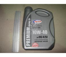 Моторное масло Агринол HP-DIESEL 10W-40 CG-4/SJ 1л.